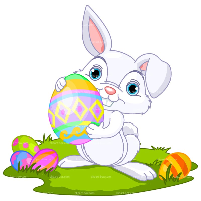 free clipart easter bunny - photo #34