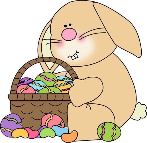 free clipart easter bunny - photo #17