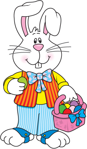 free clipart easter bunny - photo #32
