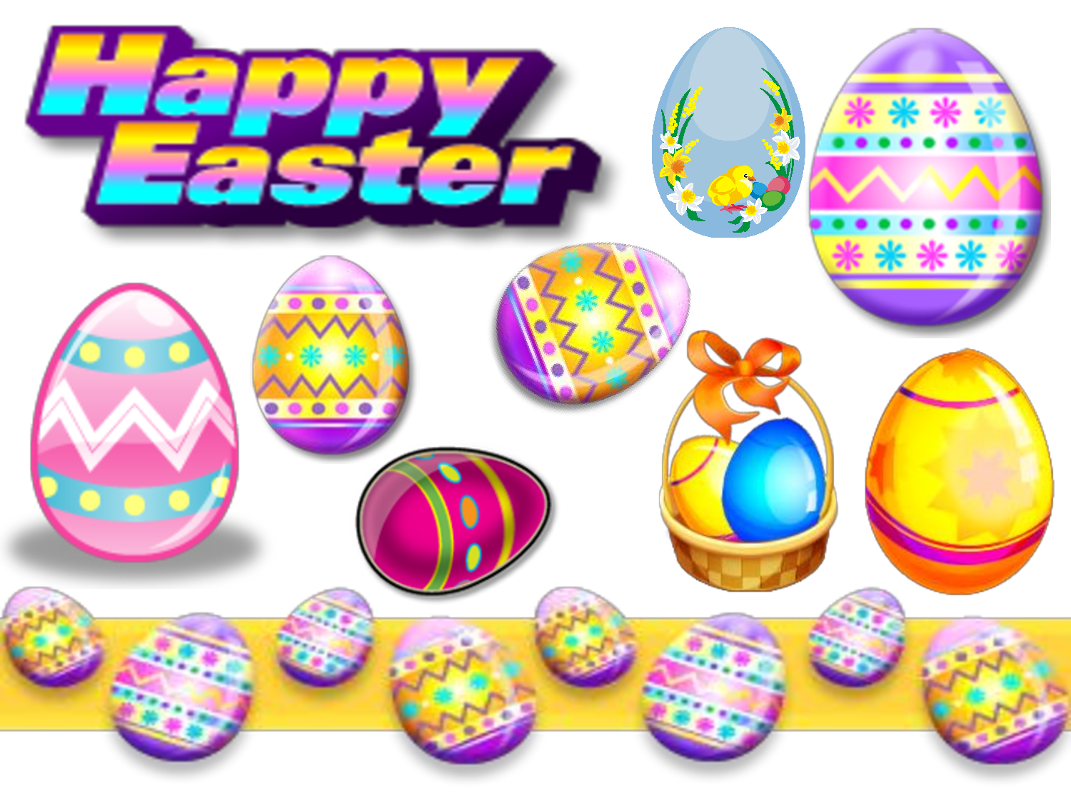 clip art pictures easter - photo #33