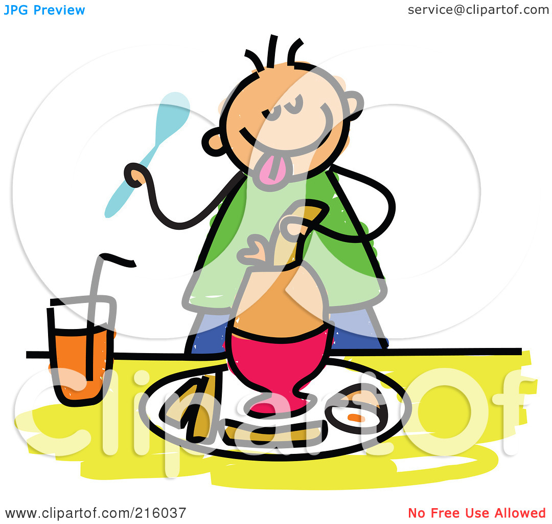 Eat Breakfast Clipart | Clipart Panda - Free Clipart Images