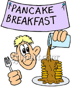 Eating Breakfast Clipart | Clipart Panda - Free Clipart Images