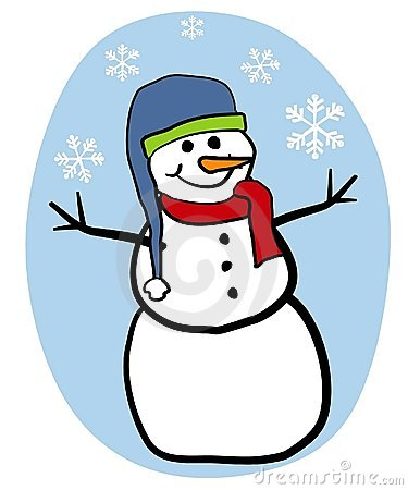 Image result for free snowman clip art