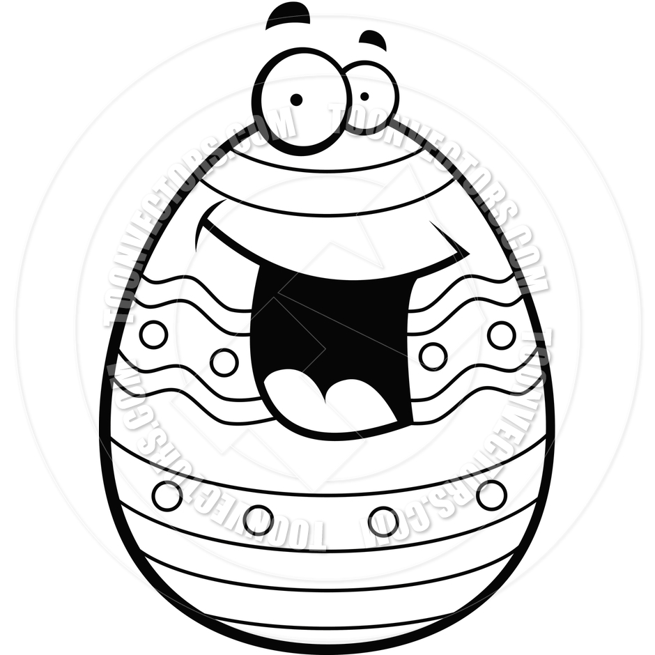 easter egg clipart black and white clipart panda free clipart