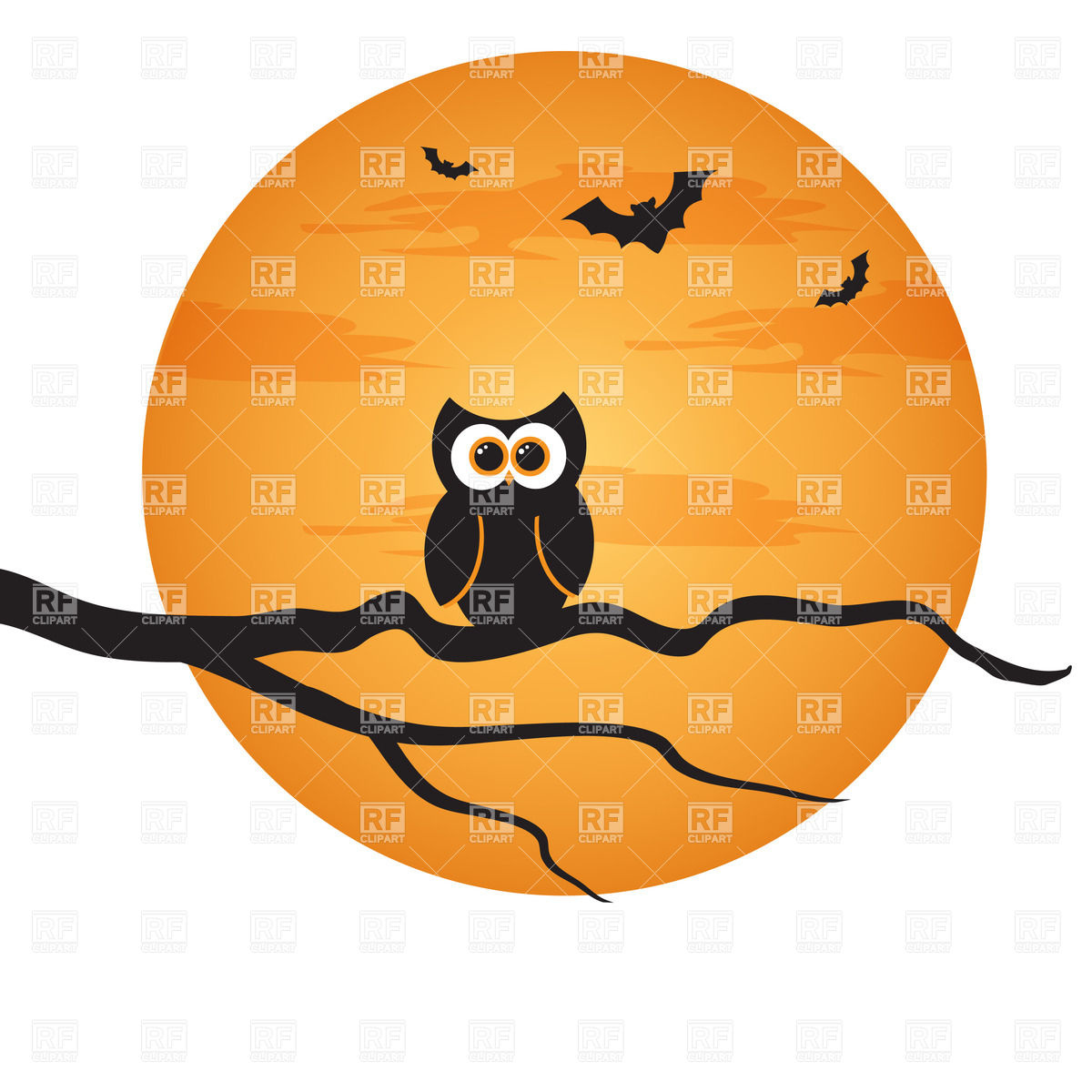 Halloween Owl Clipart | Clipart Panda - Free Clipart Images