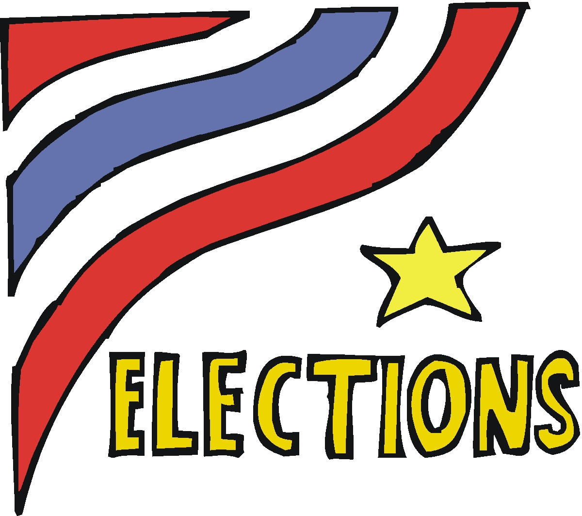 election clip art free clipart panda free clipart images rh clipartpanda com Election Day Graphics Election 2014 Clip Art