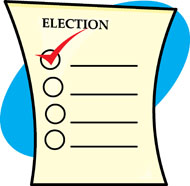 Image result for election clipart