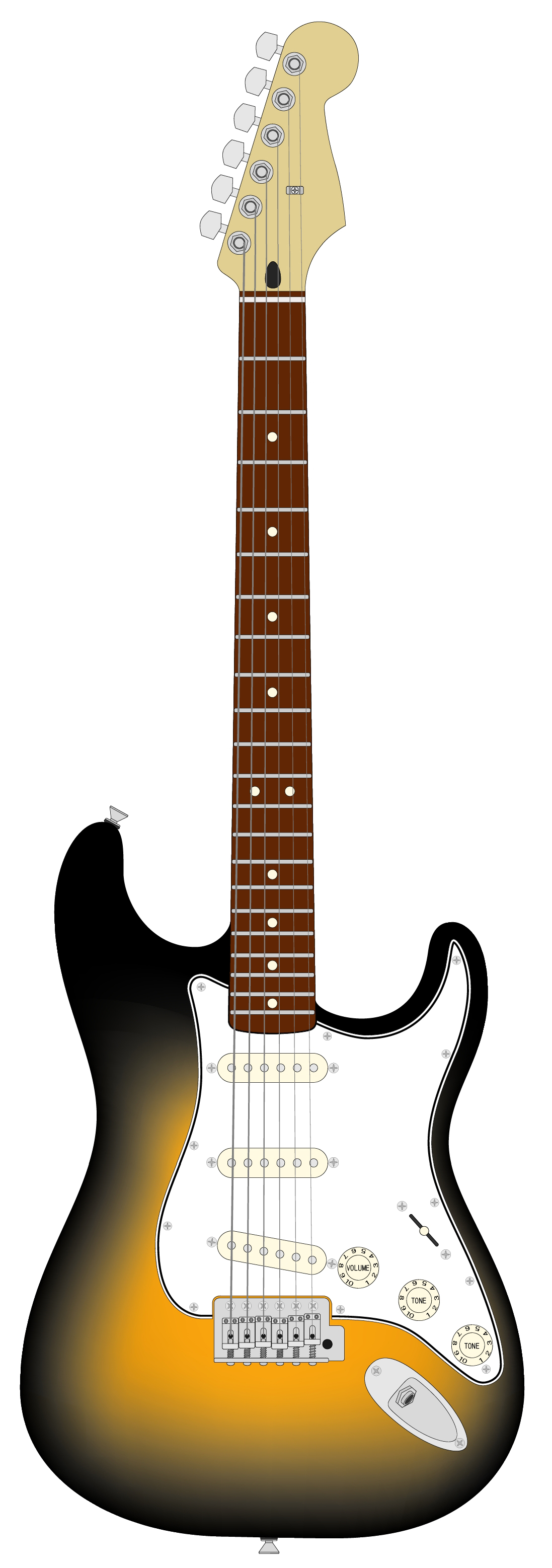 electric%20guitar%20clipart%20black%20and%20white
