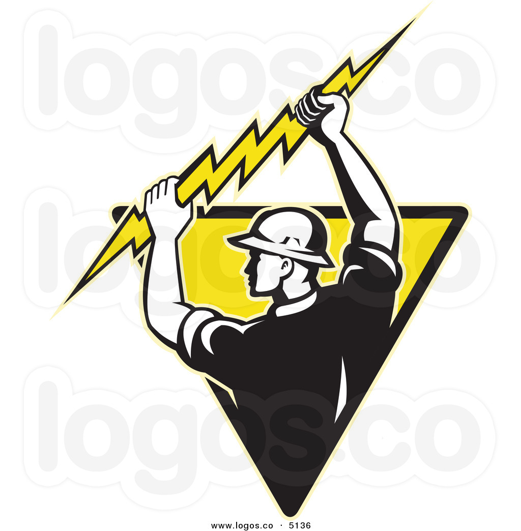 Electrician At Work Clipart  Viewing Gallery