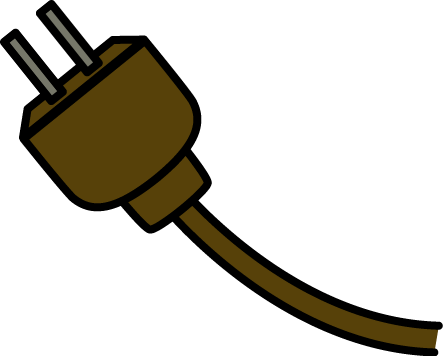 Clipart Of Electricity