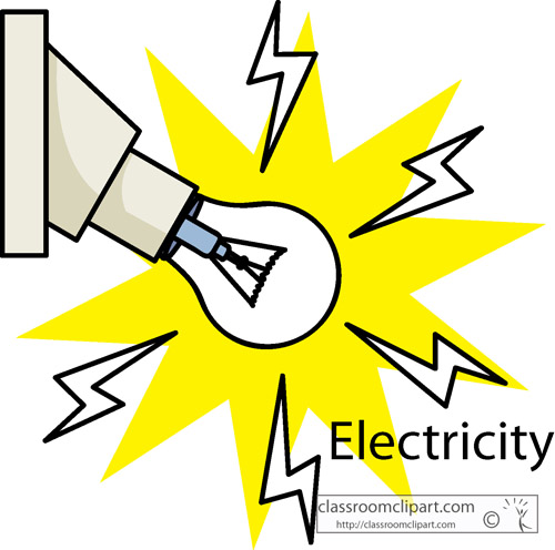 Electrical Energy Clipart Electricity%20clipart