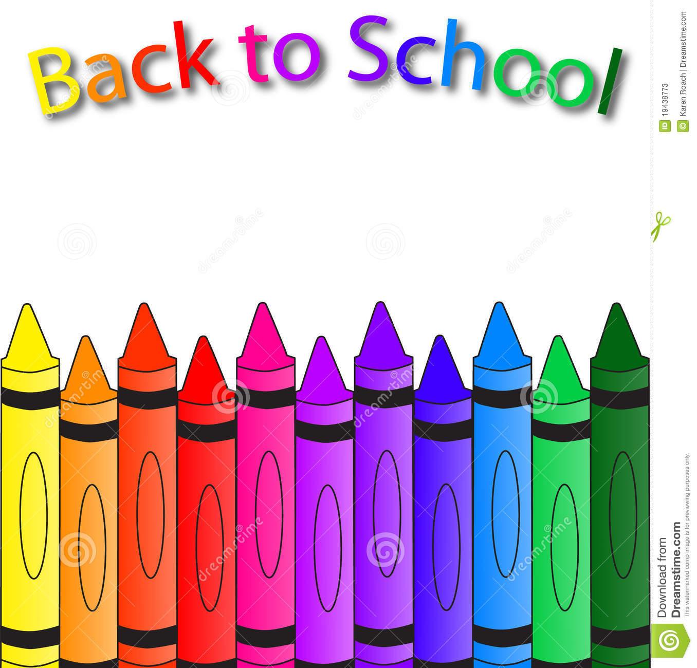 School Border Clip Art | Clipart Panda - Free Clipart Images