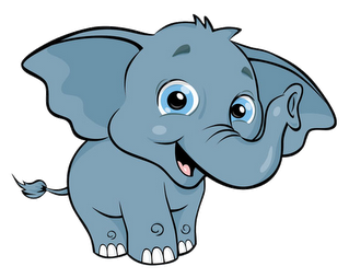 elephant clip art outline clipart panda free clipart images rh clipartpanda com elephant clipart grey and white elephant clipart grey and white