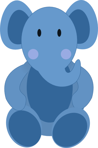 elephant clipart panda - photo #20