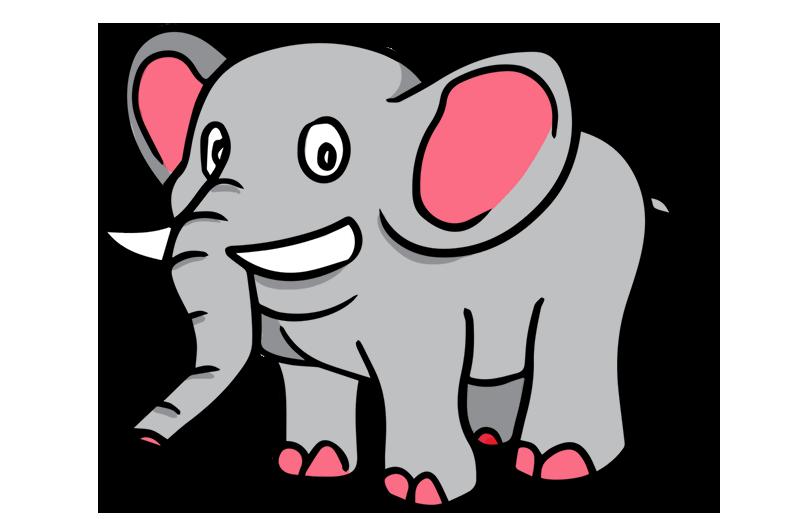 Elephant Clip Art