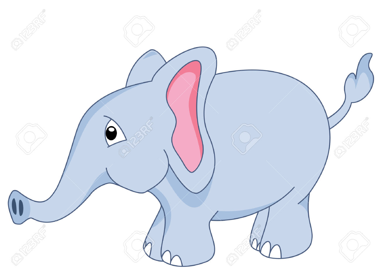 Elephant Clipart For Kids | Clipart Panda - Free Clipart ...
