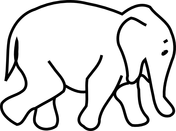 microsoft clip art elephant - photo #43