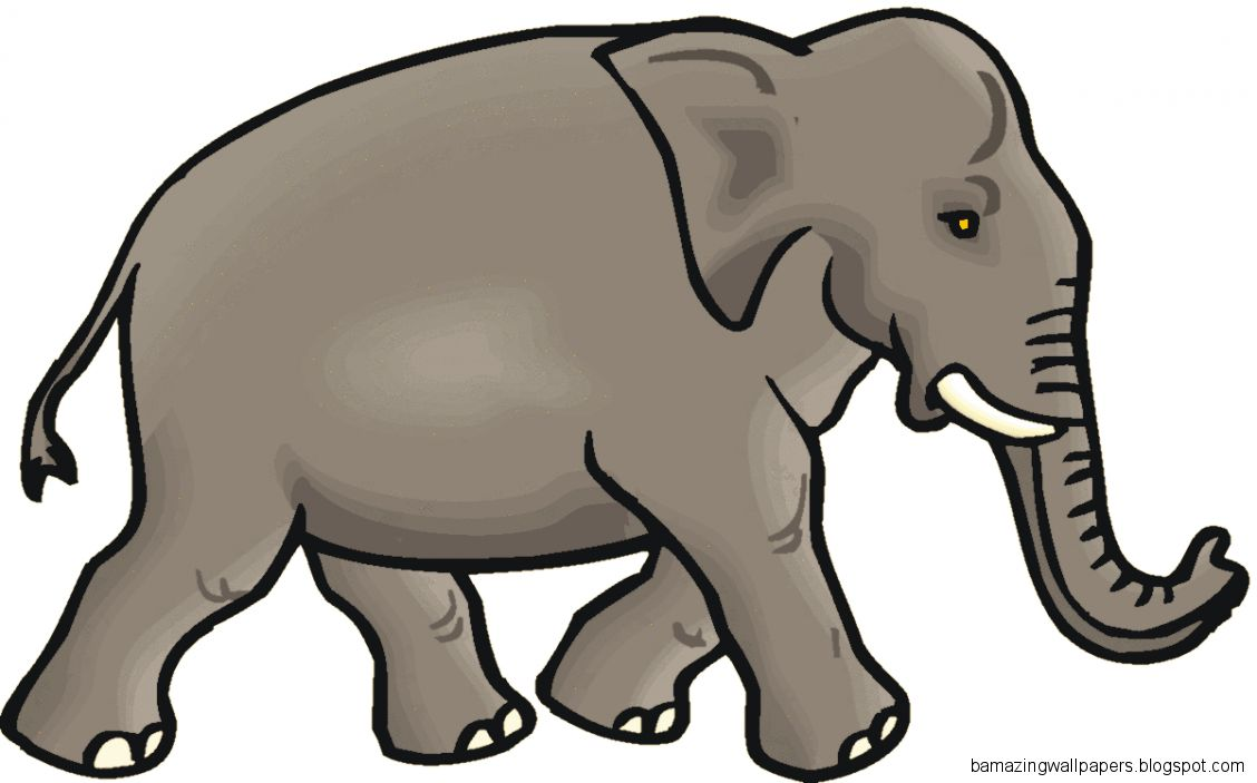 microsoft clip art elephant - photo #3