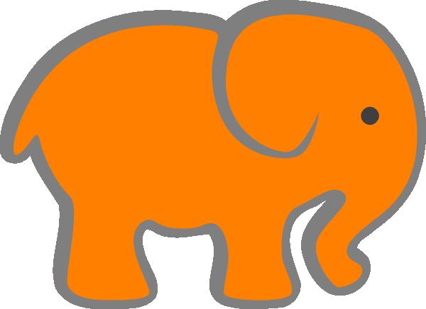 Baby Shower Elephant Clip Art | Clipart Panda - Free ...