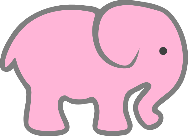 pink baby elephant baby shower blue baby elephant clip art pink