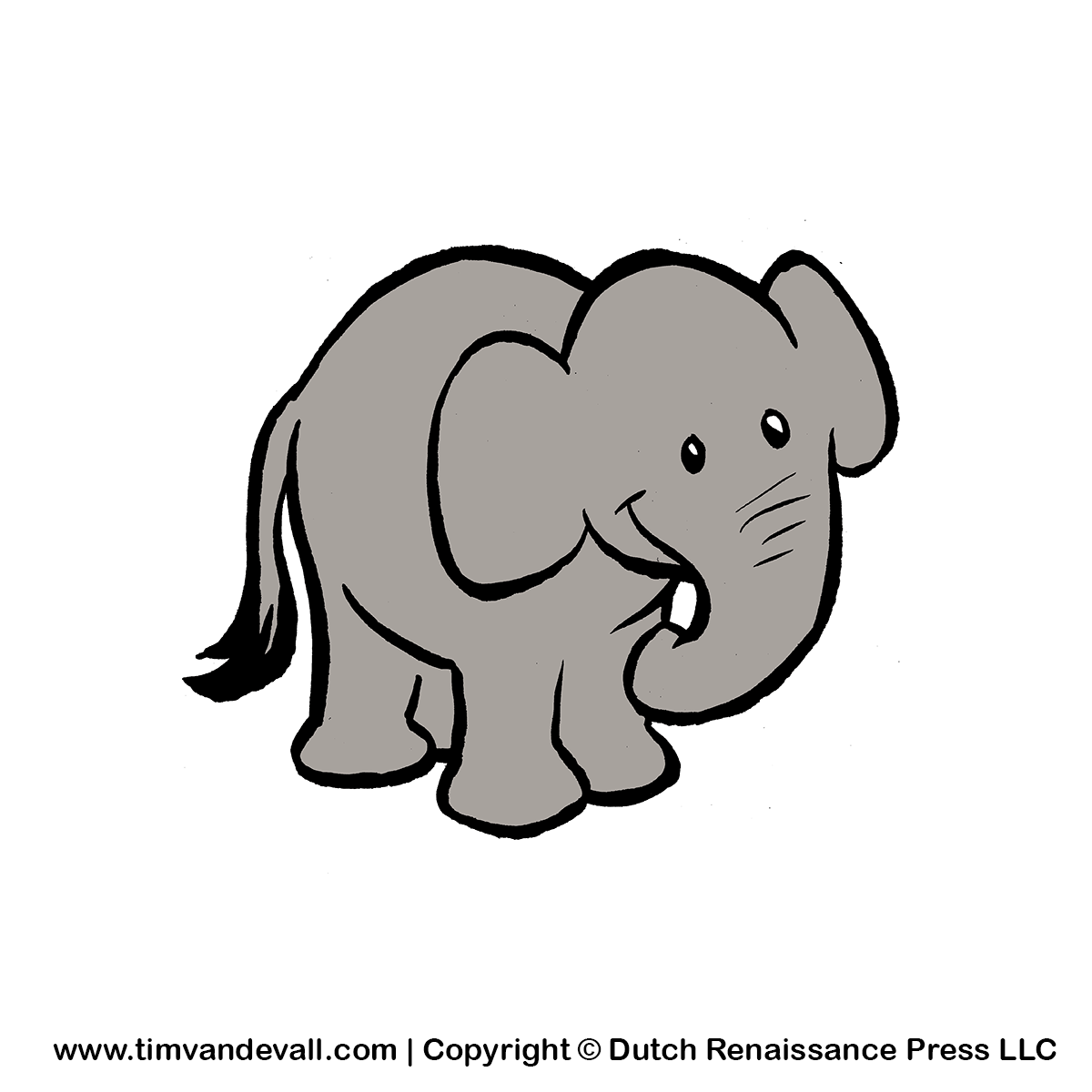 elephant clipart panda - photo #14
