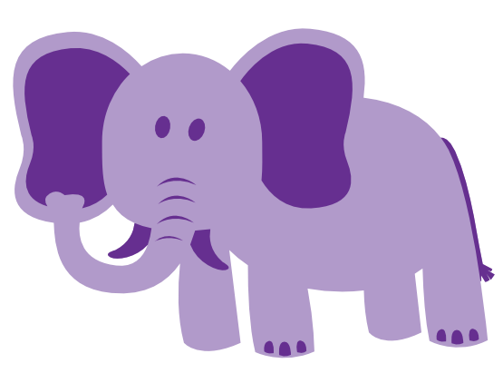 elephant clipart panda - photo #48