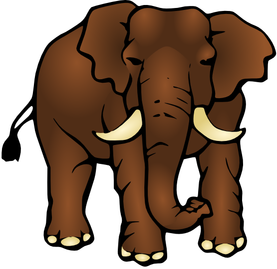 elephant clipart panda - photo #3