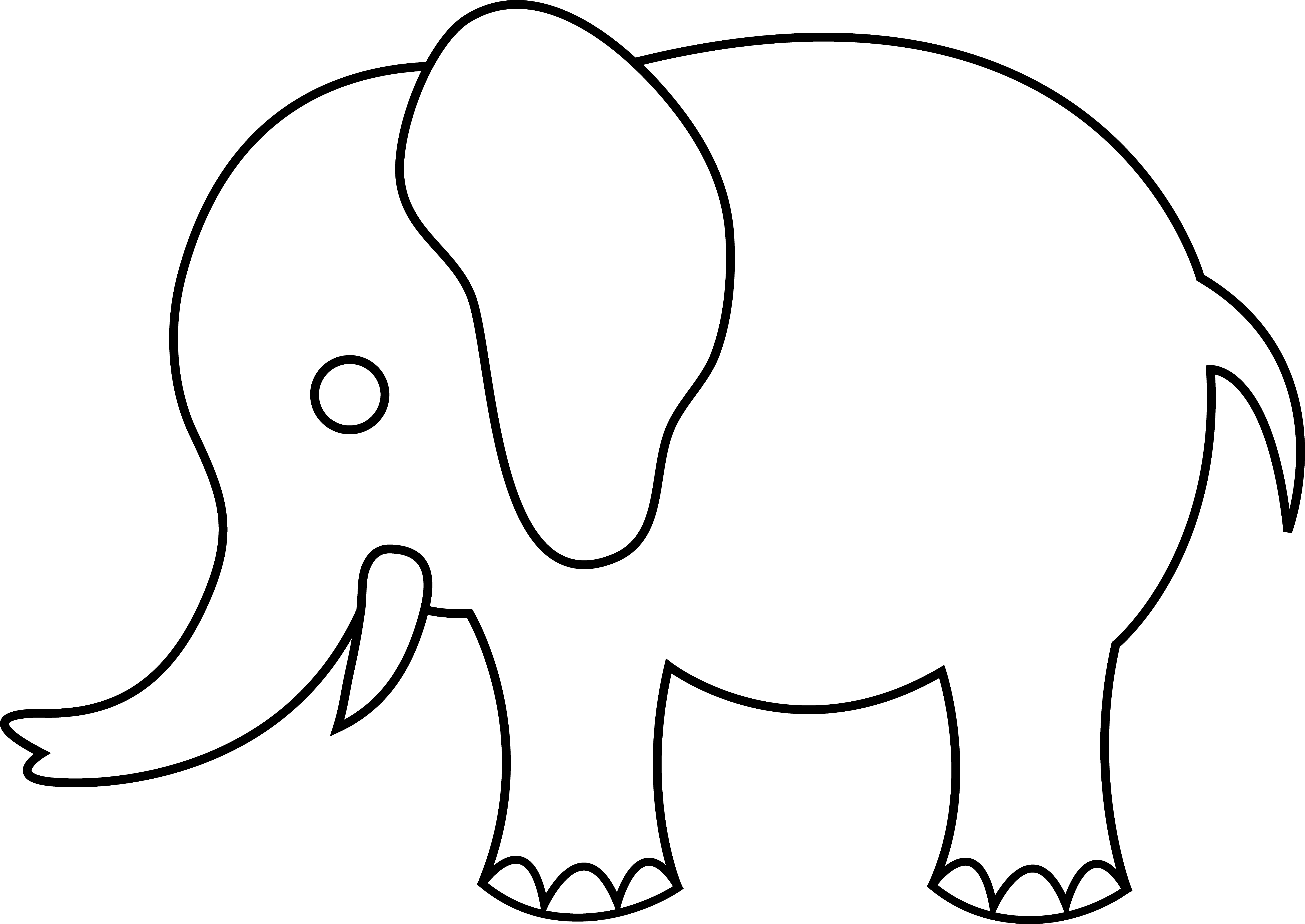 elephant clipart for kids clipart panda free clipart images