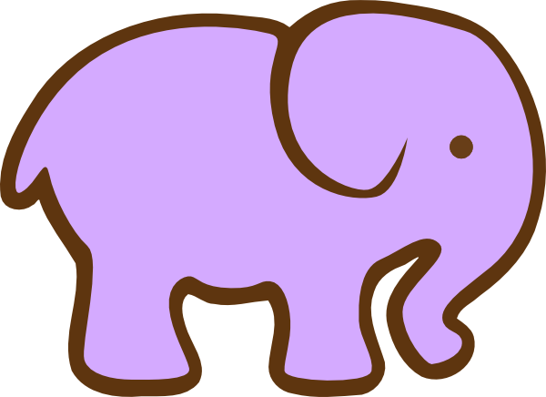 Elephant Clipart For Kids | Clipart Panda - Free Clipart Images