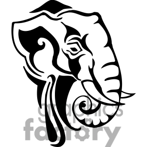 elephant%20clipart%20outline