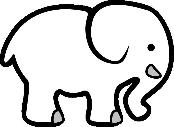 white elephant clip art clipart panda free clipart images rh clipartpanda com white elephant clipart black white elephant clipart