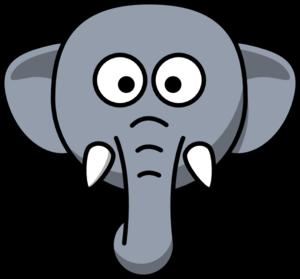 elephant%20head%20clipart