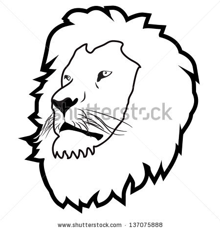 Lion Head Outline Stock Clipart Panda Free Clipart Images For your convenience, there is a search service on the main page of the site that would help you find images similar to lion's head clipart with nescessary type and size. clipart panda