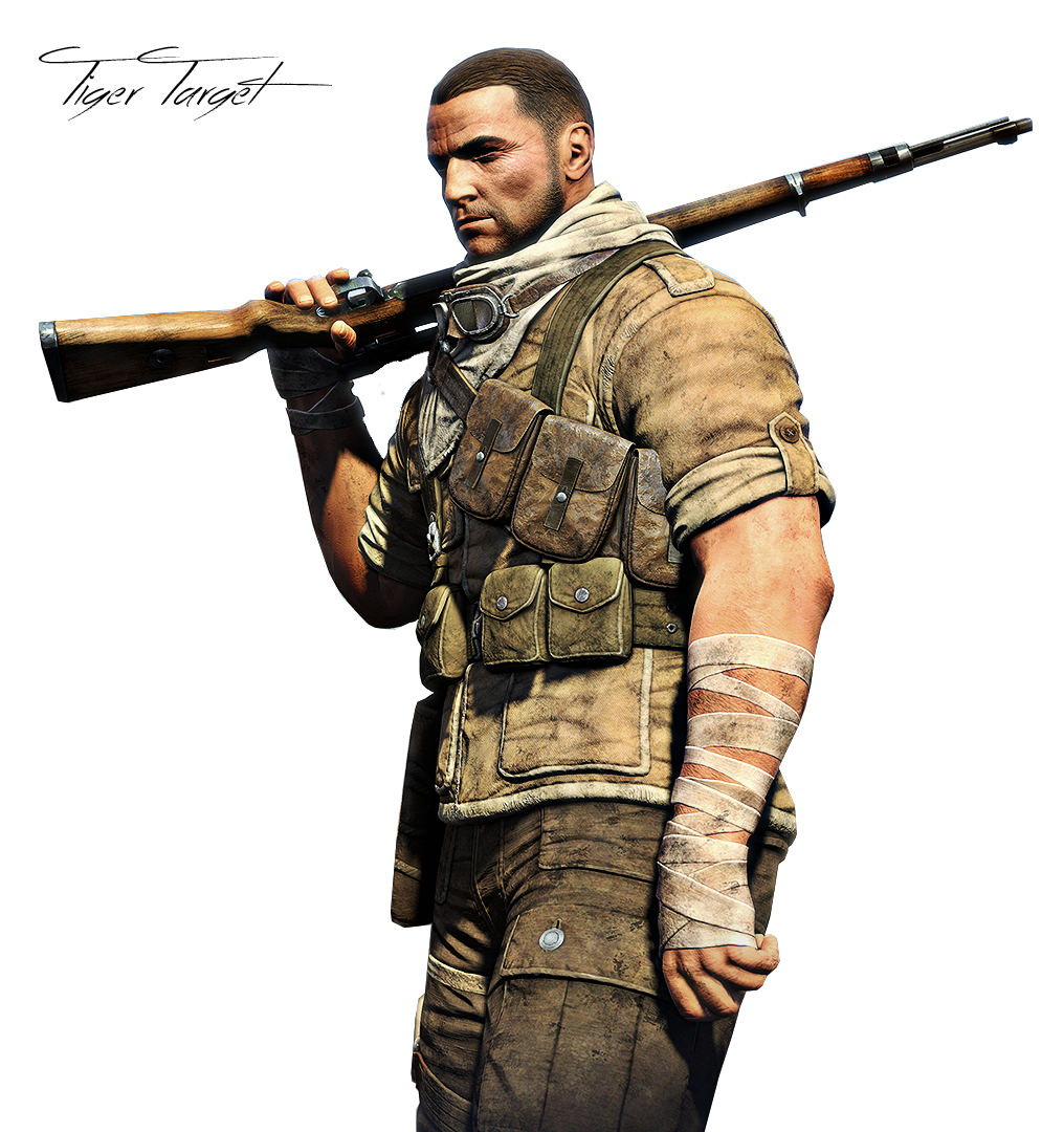 sniper elite 4 how to change character
