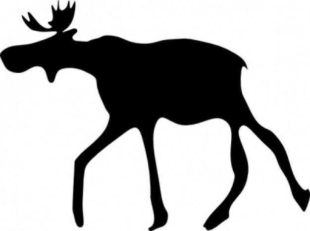cow elk clipart - photo #45