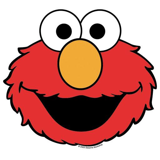Elmo Face Clipart Clipart Info
