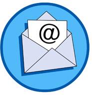 Slikovni rezultat za email clipart