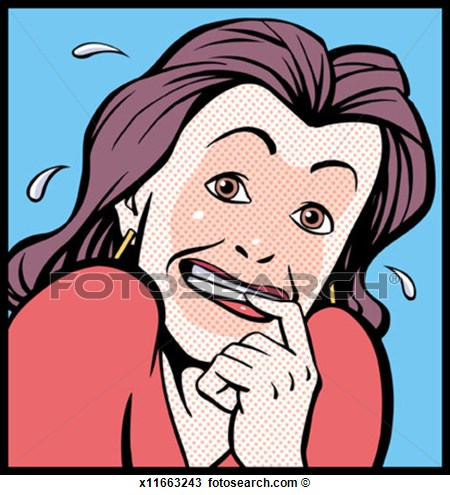 Embarrassed Woman | Clipart Panda - Free Clipart Images