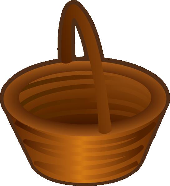 Cartoon Basket