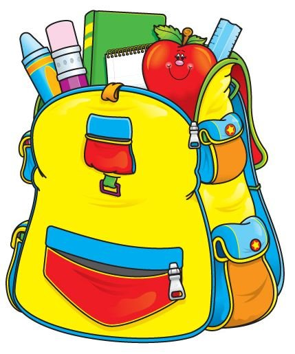 clipart rucksack - photo #44