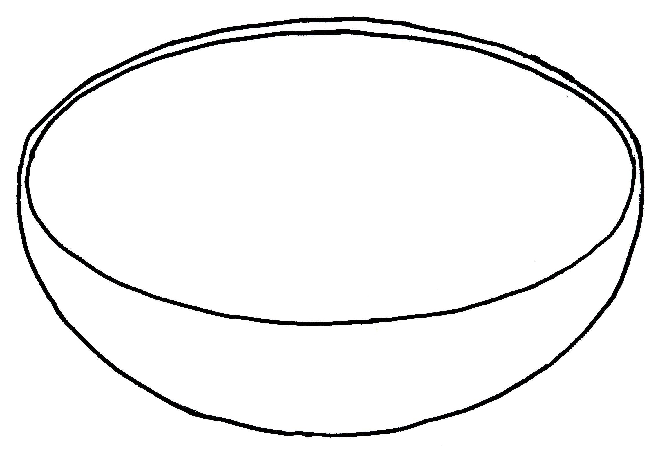bowl of cereal coloring pages - photo#8