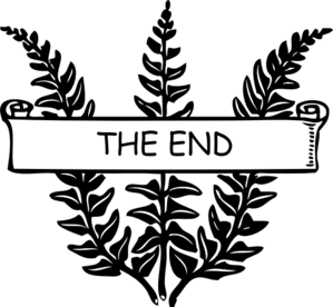 Book the end. Clip art clipart panda