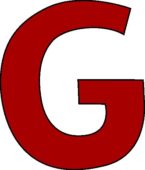 Block Letter Capital G