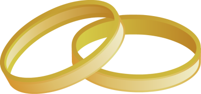linked wedding rings clipart clipart panda free clipart images rh clipartpanda com wedding rings clipart wedding bands clipart free