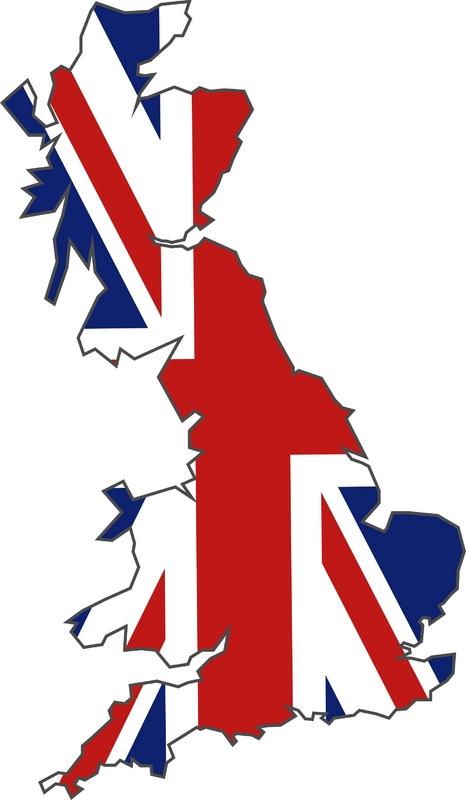 England Clipart