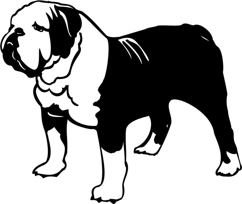 English Bulldog Clipart | Clipart Panda - Free Clipart Images