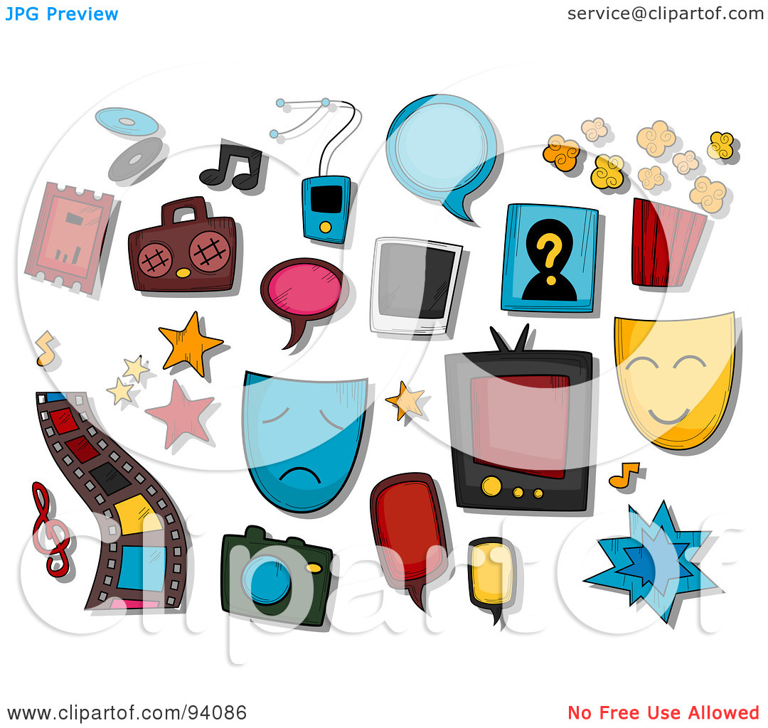 Entertainment Clipart Free | Clipart Panda - Free Clipart ...