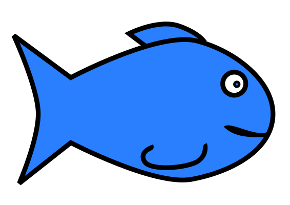 Simple Fish Clip Art Clipart Panda Free Clipart Images