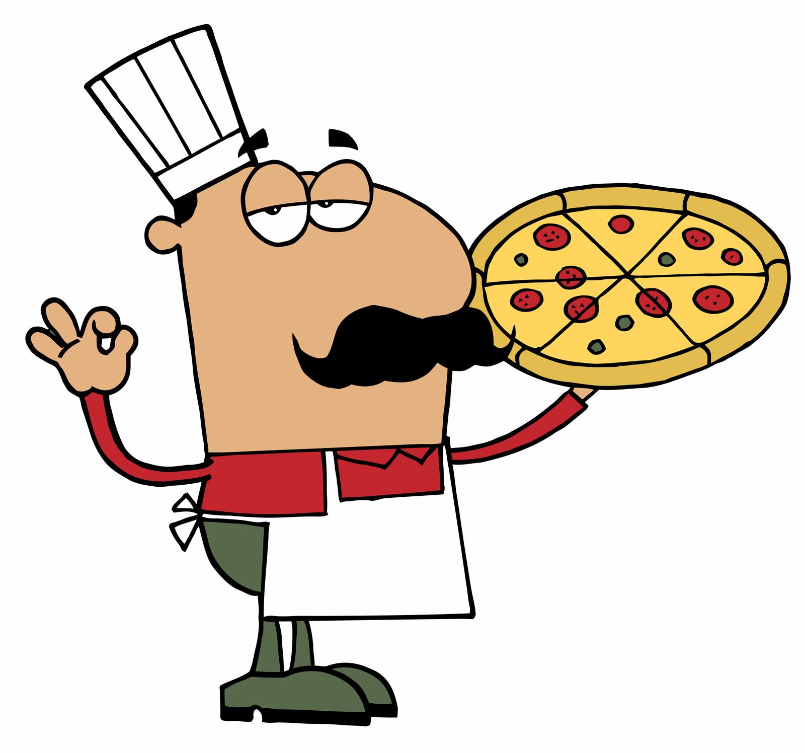 Plain Pizza Clipart | Clipart Panda - Free Clipart Images