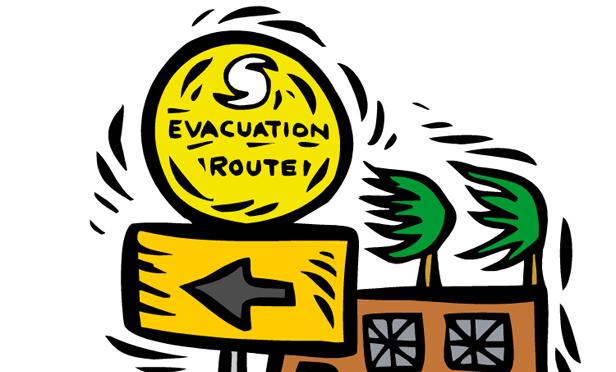 evacuation clipart clipart panda free clipart images rh clipartpanda com clip art sights clip art stencils